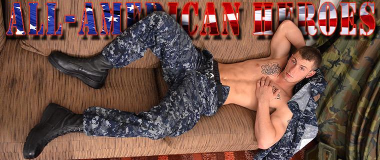 Heros american Nude all