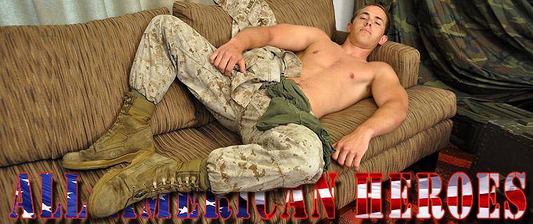 American heroes gay sex